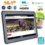 """Yonis Y-tt33g24 - Tablette tactile 10.1"""" sous Android 4.2 (8 Go interne + Micro SD 16 Go)"""