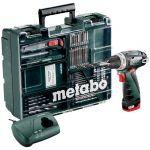 Metabo 600079880 - PowerMaxx BS Set Perceuses-visseuses sans fil