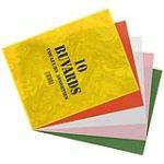 Coutal 101005 - Paquet de 10 papiers buvard 125g (16 x 21 cm)