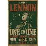 Affiche John Lennon Concert (61 x 91,5 cm)
