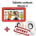 """Lexibook Master 2 (MFC157FR) - Tablette tactile 7"""" 4 Go pour enfant sur Android"""