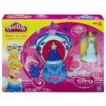 Hasbro Play-Doh - Carrosse magique Princesses Disney