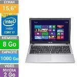 """Asus R510LC-XX337H - 15.6"""" avec Core i7-4710U et mémoire 8 Go"""