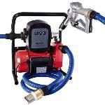 Ribitech PRKG130PLUS - Pompe à gasoil électrique gros débit Station de transvasement