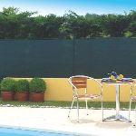 Intermas Gardening 174170 - Natte brise vue tissée Totaltex occultant à 95 % 3 x 1 m