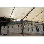 Art & Jardin Toile pour tonnelle murale Capri 2 x 3 m