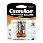Camelion Batterie rechargeable 2 accus R06 / AA / 2700 mAh