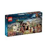 Lego 4182 - Pirates des Caraïbes : Prisonnier des Cannibales