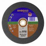 Rhodius 201415 - Disque à tronçonner st56 350x3.5x25.4 mm