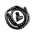 Kein Hersteller 1373 - Tube Spiral rigide pour rangement de câbles
