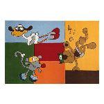 Sigikid Tapis de tapis enfant Bandidoleros Fun (120 x 180 cm)