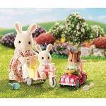 Epoch Sylvanian Families 3567 - Tricycle et mini voiture pour bébés