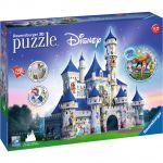 Ravensburger Château Disney - Puzzle 3D 216 pièces