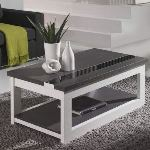 Table basse design Ardoise