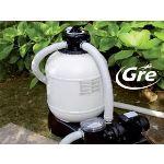 Gre FA6040 - Filtre à sable 125 watts 4 m3/h