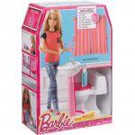 Mattel La salle de bain de rêve Barbie