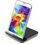 Avizar Station d'accueil Chargeurs et Batteries pour Samsung Galaxy S5