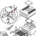 Laars 1211027 - Disque régulateur de débit de chaudière Laars LLG
