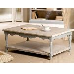 Table basse 1 tablette Camille