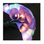 Pa design Guirlande lumineuse Belettes 50 ampoules