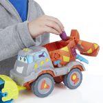Hasbro Play-Doh - Super camion ciment