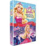 Coffret Barbie apprentie princesse + La magie de la mode