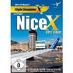 Nice X Côte d'Azur - Add-on pour Microsoft Flight Simulator X et 2004 sur PC