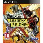 Anarchy Reigns sur PS3