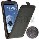 Swiss Charger SCP10037 - Étui Flip en cuir pour Samsung Galaxy S3