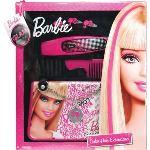 Décoration de cheveux Barbie : Extension glamour