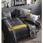 Linnea New York - Housse de couette 100% coton (200 x 200 cm)