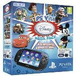 Sony PS Vita 3G - Méga Pack Disney + Carte Mémoire 8 Go