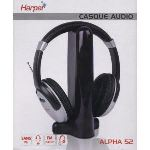Harper ALPHA52 - Casque audio sans fil