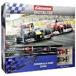 Carrera Toys Digital 132 - Circuit de voitures Formula One Duel 30162