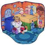 Tente de jeux 3D Docteur la Peluche Disney