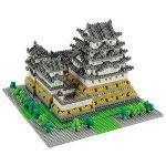 Kawada Nanoblock - Chateau Himeji