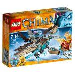 Lego 70141 - Legends of Chima : Le planeur Vautour des glaces