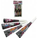 4 trompettes Monster High