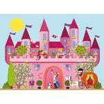 Aladine Château - Puzzle 48 pièces