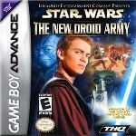 Star Wars : The New Droid Army sur GBA