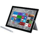 """Microsoft Surface Pro 3 64 Go Core i3 - Tablette tactile 12"""" sous Windows 8"""