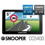 Snooper Ventura CC5400 - GPS Camping car / caravane / poids lours