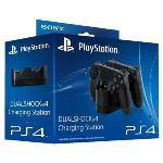 Sony Station de charge pour 2 manettes Dual Shock 4