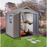 Chalet et Jardin Sydney 86 - Abri de jardin en résine 4,70 m2