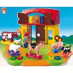 Playmobil 6766 - 1.2.3 : Ferme interactive