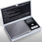 Jago MEDW01 - Mini balance de cuisine électronique précision 0.05g