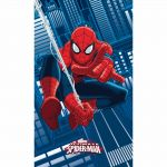 Cti Drap de bain/plage Spiderman Ultimate saut (70 x 120 cm)