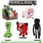 Jazwares Peluche Minecraft Animal Gentils (modèle aléatoire)