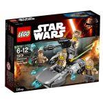 Lego 75131 - Star Wars : Pack de combat de la Résistance