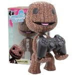 Game City Figurine 'Little Big Planet' - Sackboy support manette pour manette PS3
